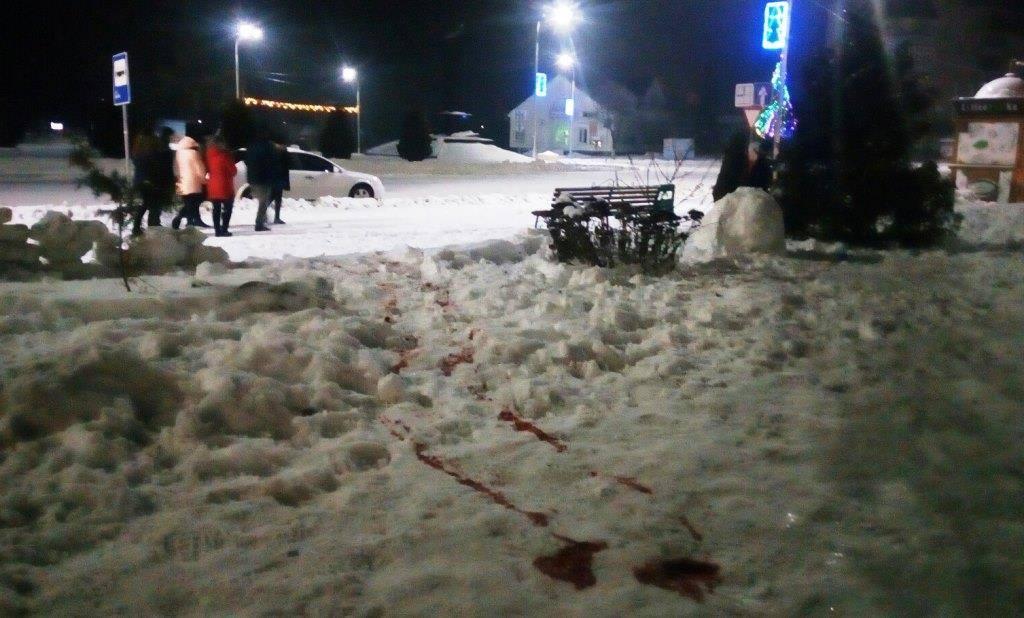 Перестрелка в Олевске: в сеть попали новые подробности с места событий