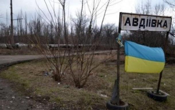 В Авдеевке ранен житель, прилетело более 1 тысяч боеприпасов