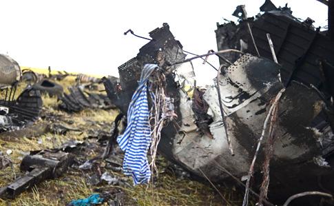 Дело на Плотницкого за сбитый Ил-76 в Луганске ушло в суд
