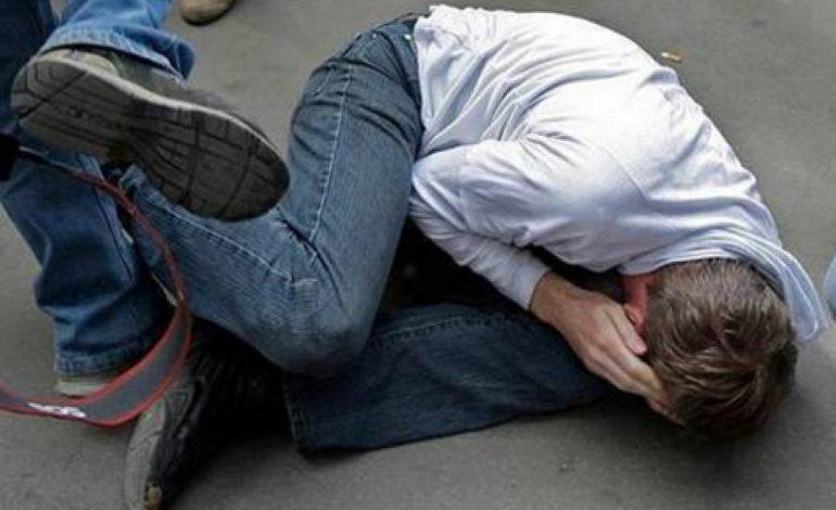 На него больно смотреть: коп избил до полусмерти жителя Черкащины. Мужчина в очень тяжелом состоянии (ФОТО)