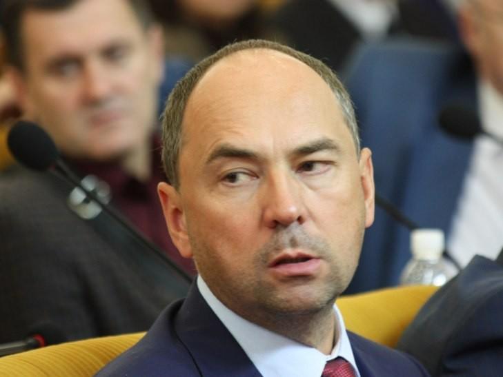 В деле «золотого» Романчука «выплыло» имя еще одного высокопоставленного чиновника