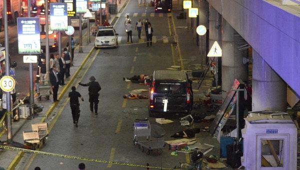 Новое ЧП в Стамбуле – неизвестный стрелял в мечети