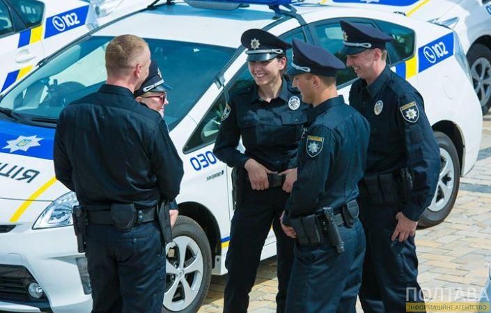 Попались: на Львовщине 20-х полицейских задержали пьяными за рулем