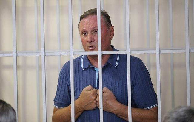 Ефремов пожаловался на условия содержания