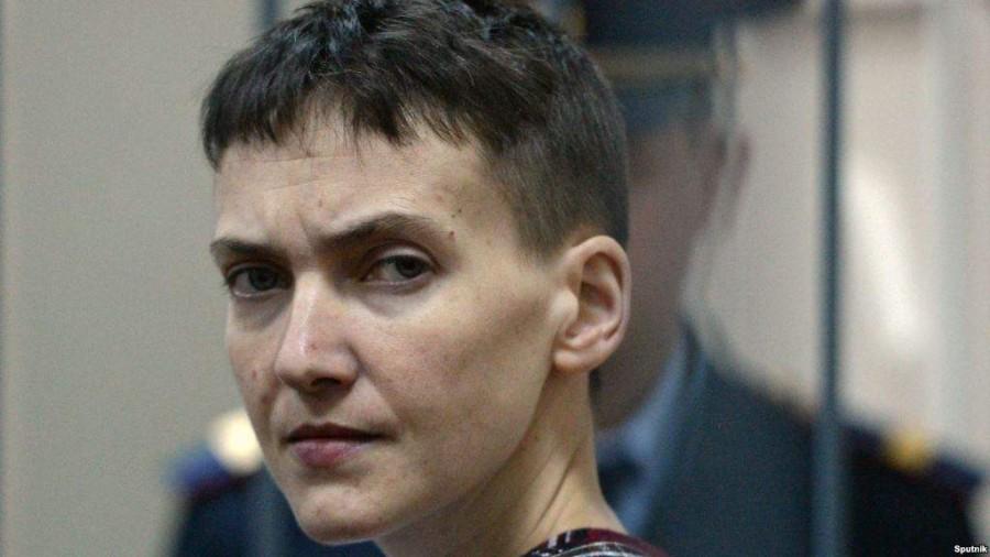 Савченко докатилась до того, что заявила о поддержке «беркутовцев» на Евромайдане