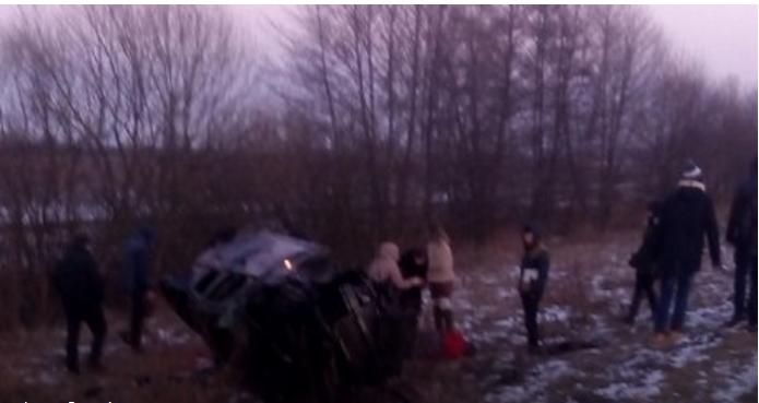 На трассе Львов – Рава-Русская в ДТП с участием пограничников погиб водитель легковушки