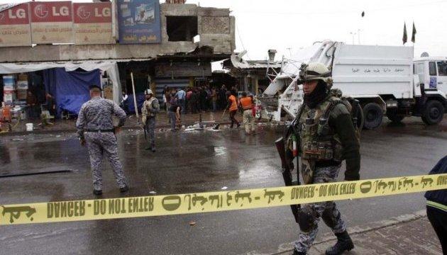 В результате взрыва в Багдаде погибли минимум 17 человек