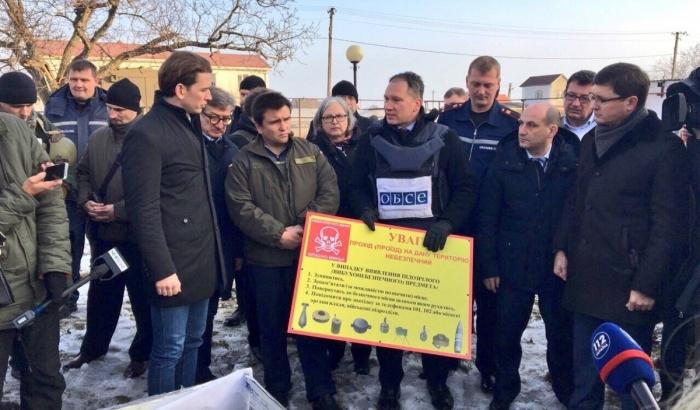 «Друг Путина» рассказал о визите на Донбасс
