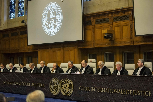 В марте Международный суд ООН начнет рассматривать иск Украины против России