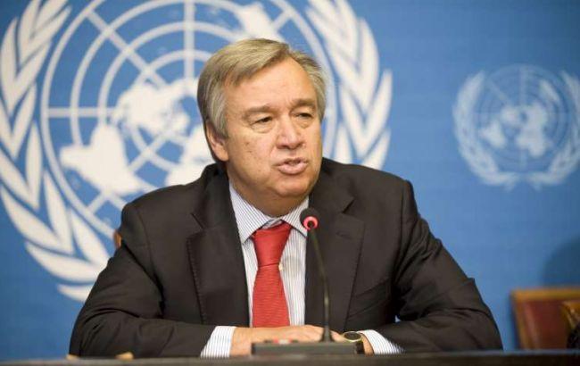 Новый генсек ООН выразил желание сделать 2017-й годом мира