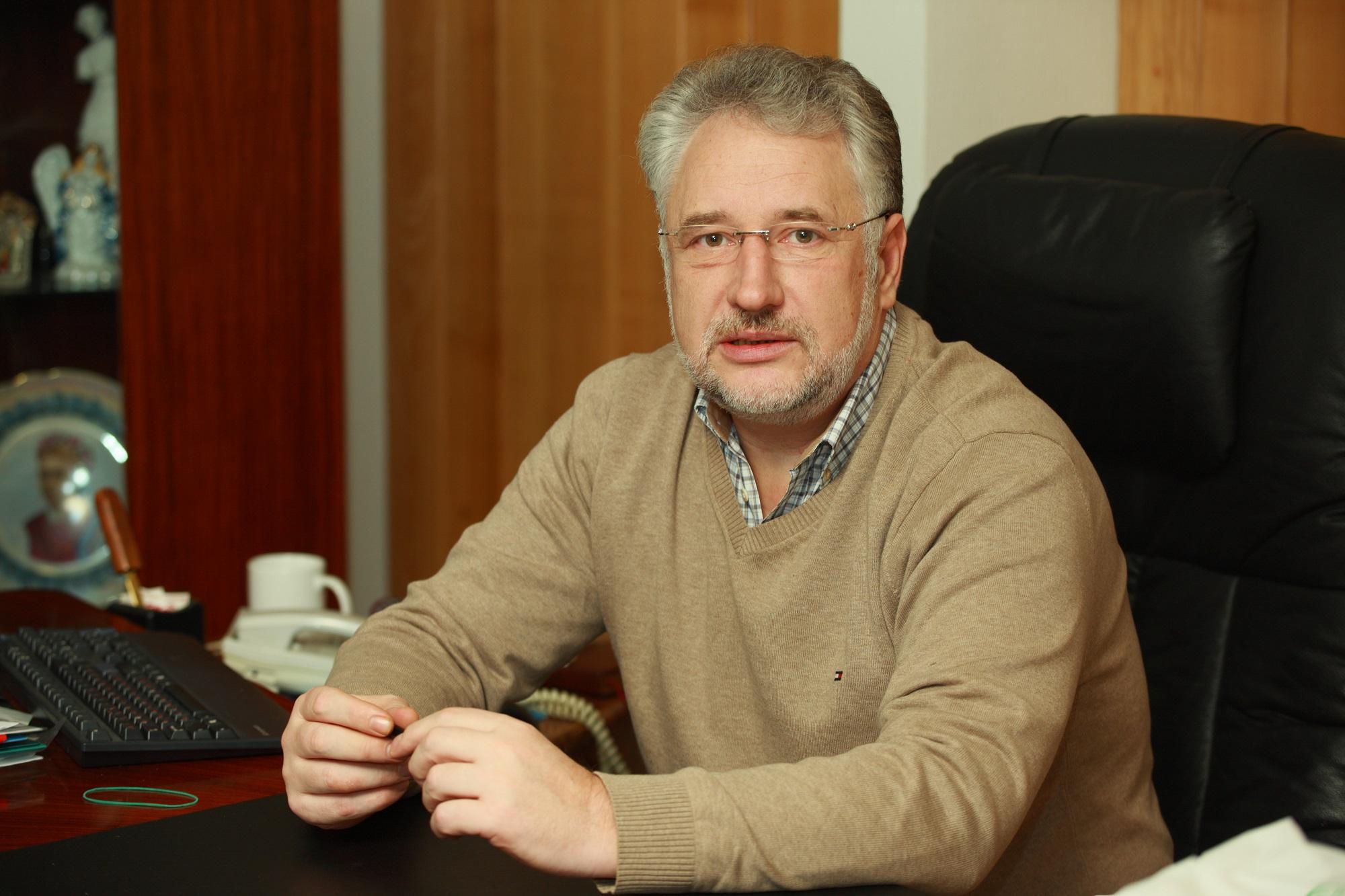 Жебривский ни разу не общался с министром по оккупированным территориям