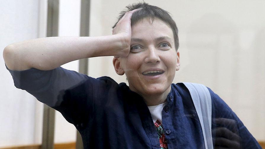Опять опозорилась: Надежда Савченко рекомендует «сдать» Крым, чтобы вернуть Донбасс мирным путем