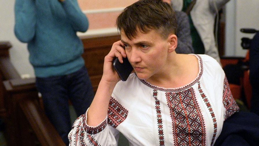 А она никак не успокоится: Савченко собирает акцию протеста в центре Киева (ФОТО)