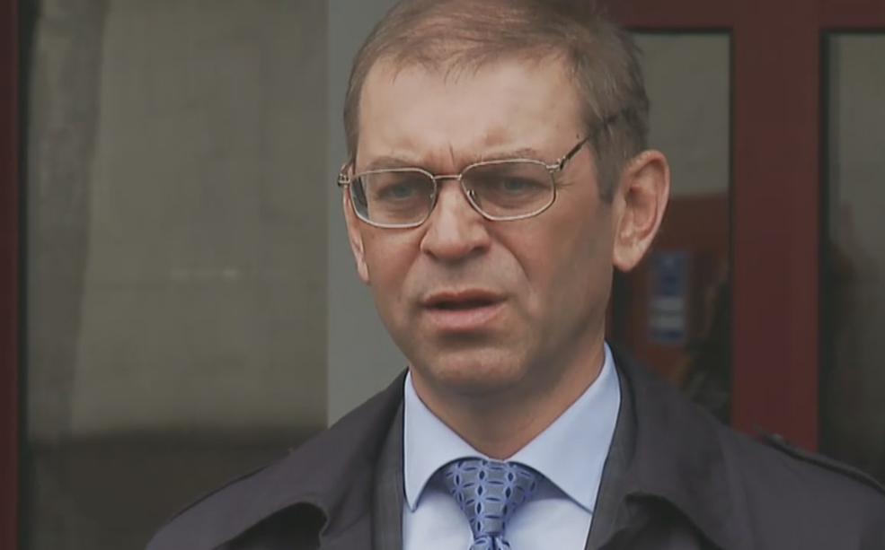 Пашинский думает, что семье Химикуса может грозить опасность из-за Портнова