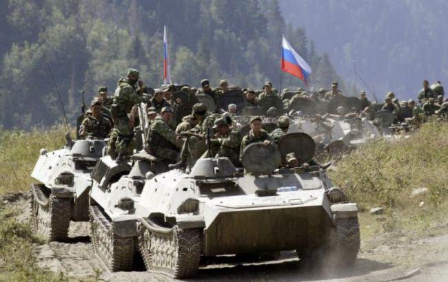На Донбассе находятся 5 тысяч кадровых военных РФ