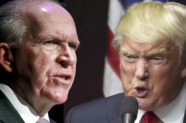 «Убедитесь, что он понимает, к чему это приведет»: директор ЦРУ Бреннан призвал Трампа следить за своими разговорами