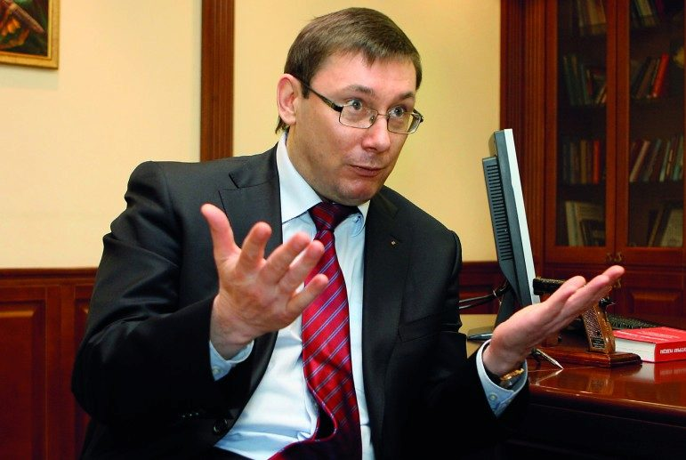 Он вообще слышал, что такое ответственность?!: как главный прокурор Луценко опозорился на всю страну