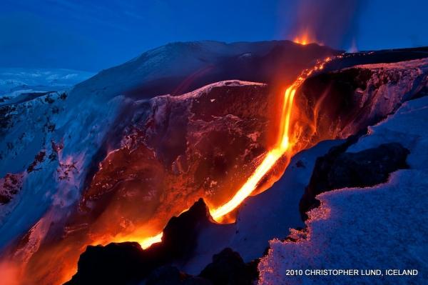 От этого зрелища задерживаешь дыхание: невероятное естественное явление всколыхнуло весь мир (ФОТО, ВИДЕО)