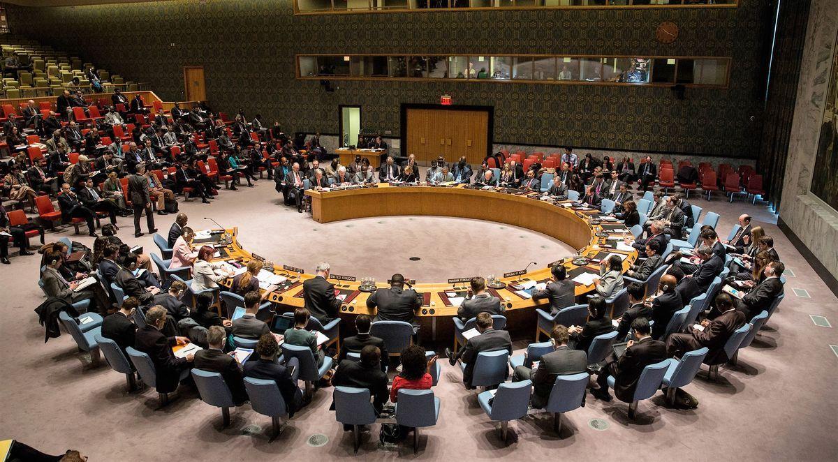 Это важно: Украина возглавила Совет безопасности ООН