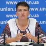 Чуть ли не пинком: скандальную нардепку Надежду Савченко «выпихнули» с общественной платформы «РУНА»