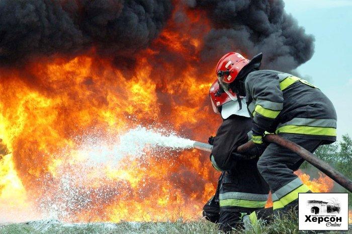 Прямо как в фильмах ужасов: во Львове человек заживо сгорел вместе с дачным домом