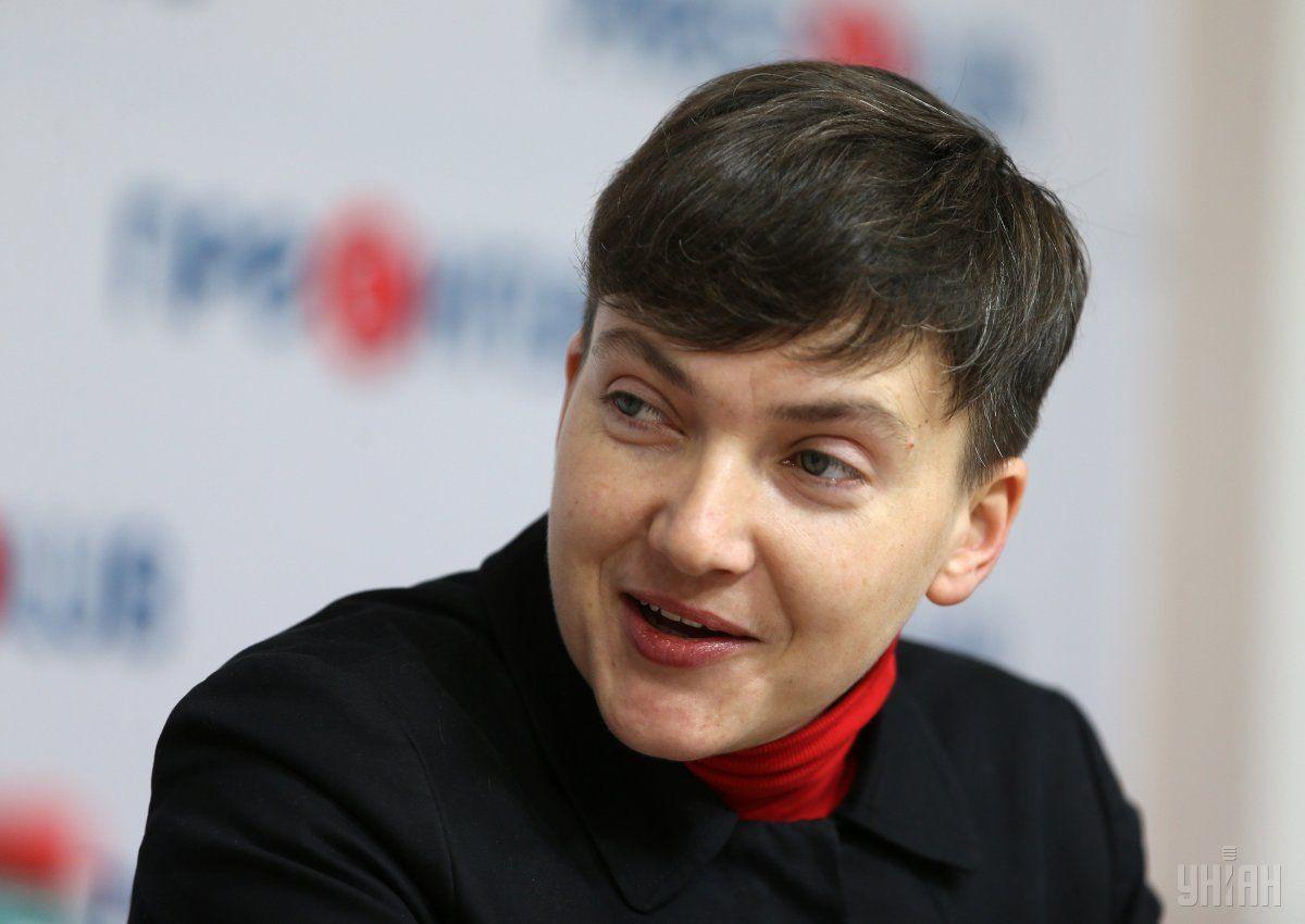 После визита Савченко в ДНР террористы хотят ехать в Киев