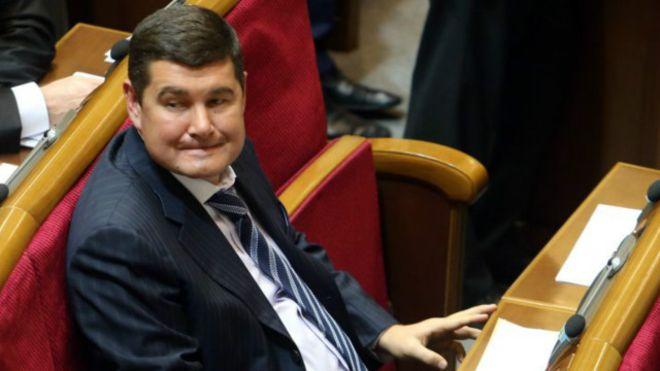 По делу скандального нардепа Онищенко появились новые подробности