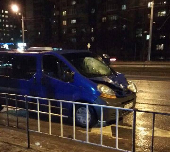 На перекрестке ул. Научная-Симоненко во Львове произошло смертельное ДТП