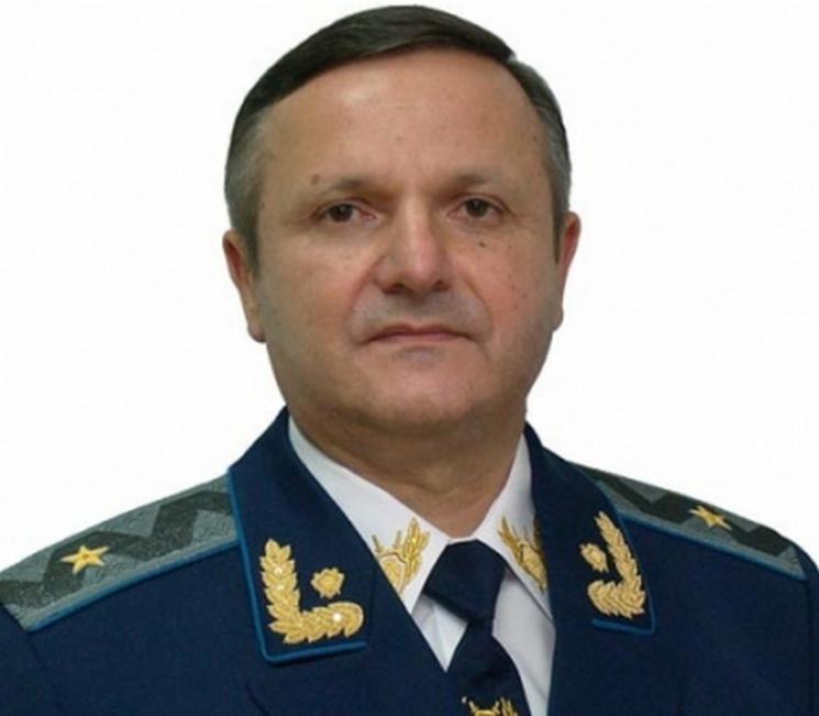 Официально: Уволен главный прокурор Буковины