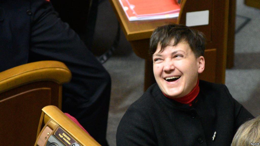 Доигралась: нардепку Савченко «ждут в гости» в СБУ