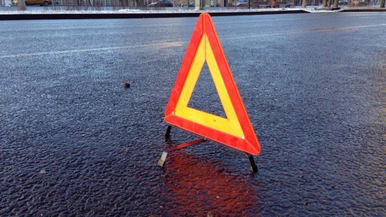 В Киеве произошло ужасное ДТП на пешеходном переходе сбили девушку (ФОТО)