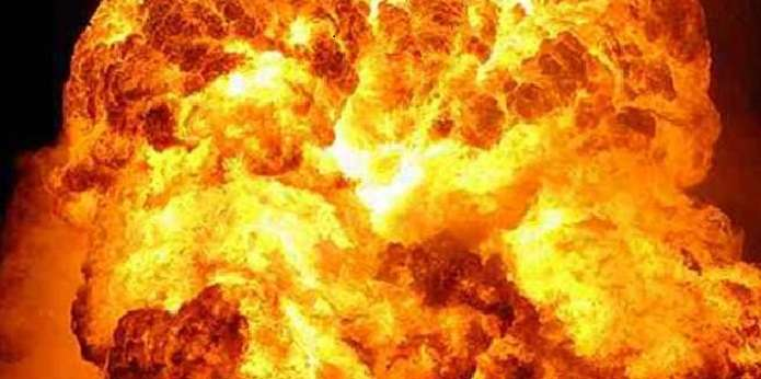 Взрыв в центре Киева: появились потрясные подробности (ФОТО)