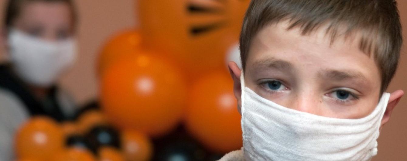 Количество заболевших детей в городе Купянске Харьковской области увеличилось с девяти до 13-ти