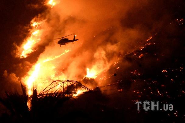 Аж мурашки по коже: массовые пожары охватили Новую Зеландию. Живого ничего не остается (ВИДЕО)