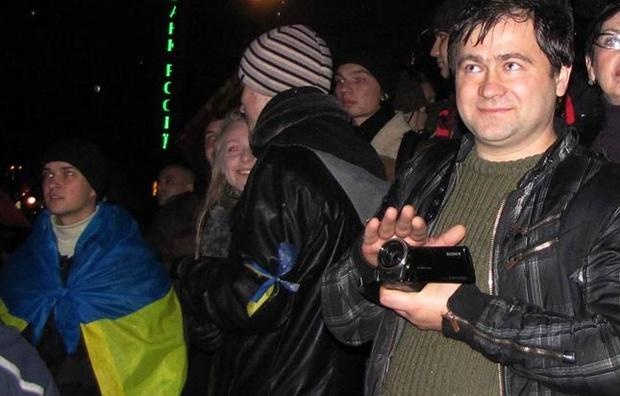 Додумались: Аваков завербовал Дзиндзя для слежения за критиками власти