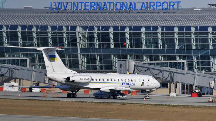 В аэропорту Львова задержали иностранца, подозреваемого в терроризме