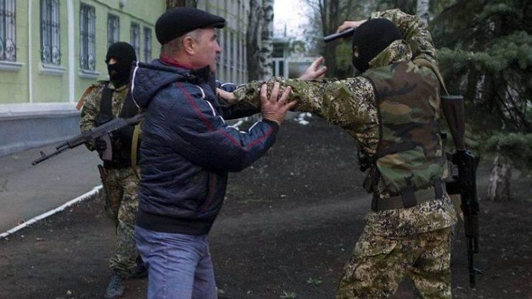 Прямо сейчас боевики ДНР захватывают все имущество олигарха Ахметова