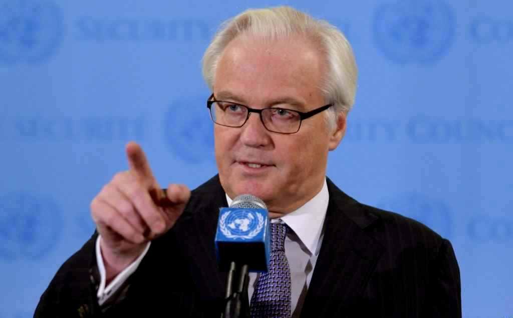 При загадочных обстоятельствах скончался представитель России при ООН Виталий Чуркин
