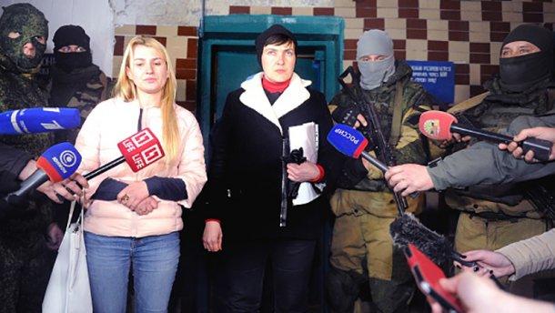 Даже подумать о таком трудно: журналист раскрыл шокирующую деталь визита Савченко в Донбасс