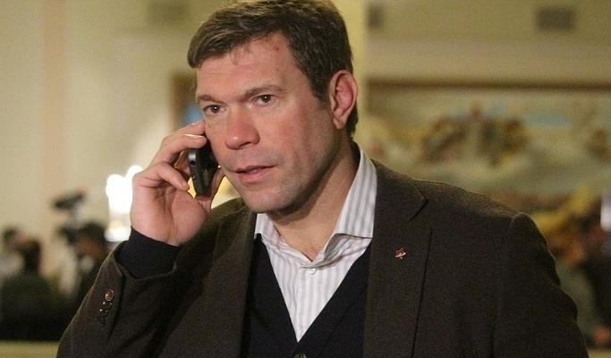 Нашелся: беглеца Царева «поймали» в оккупированном Крыму (ФОТО)