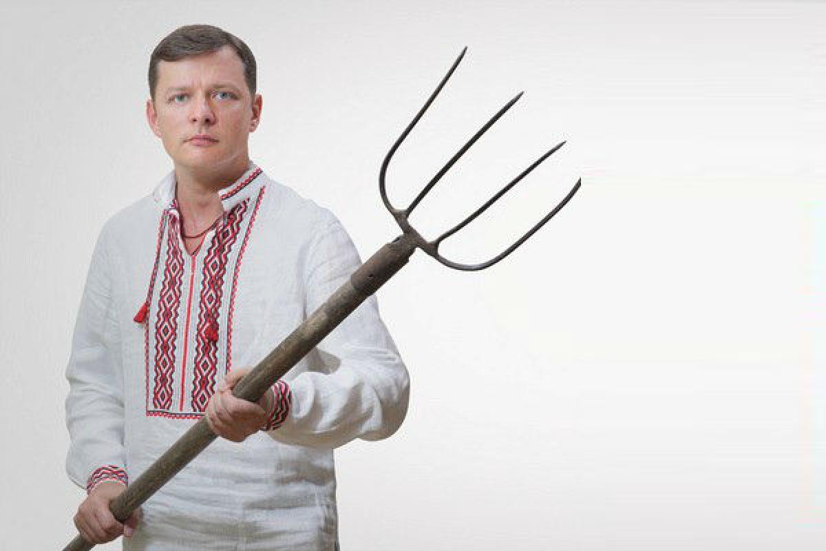 На Ровенщине может воскреснуть председатель облсовета от Ляшко
