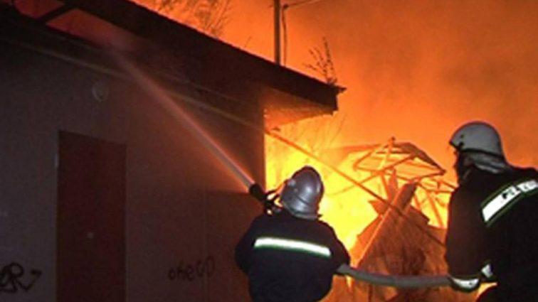 На Запорожье в пожаре погиб 68-летний мужчина