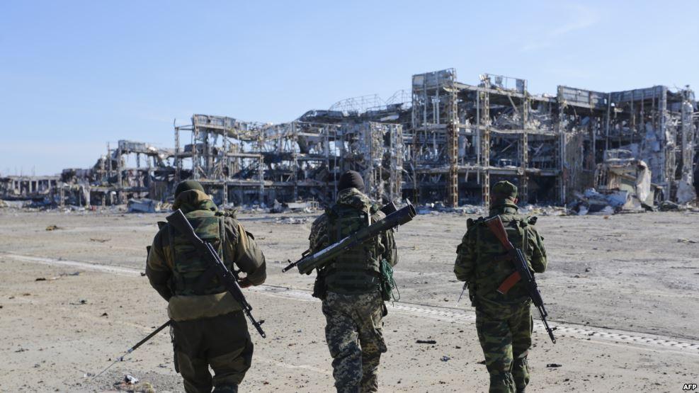 Обострение на Донбассе: боевики нанесли урон военным