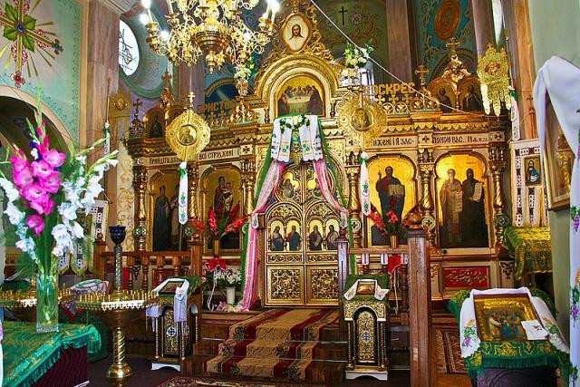 На Тернопольщине церковь ушла от Кирилла в УПЦ КП