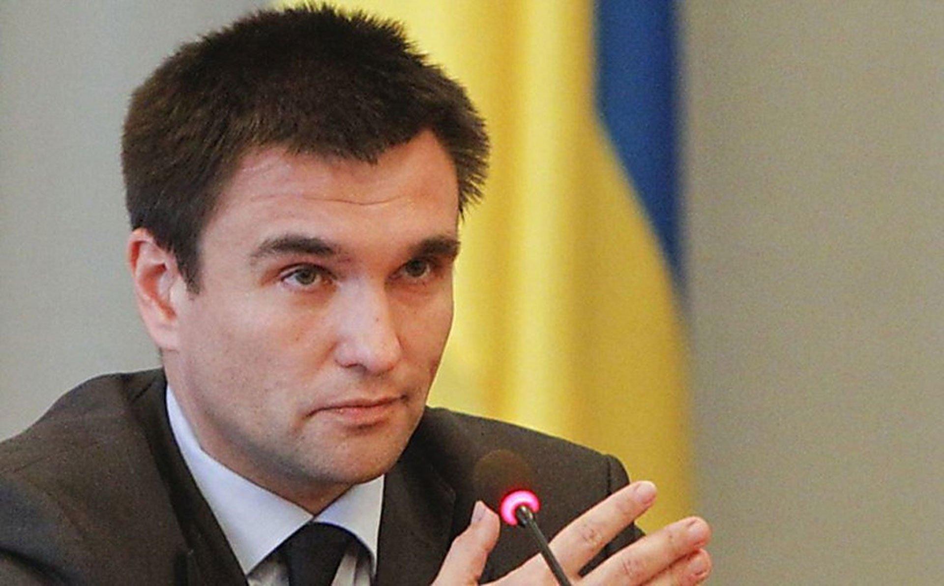 Легче не будет: Климкин открыл секретную информацию относительно войны на Донбассе