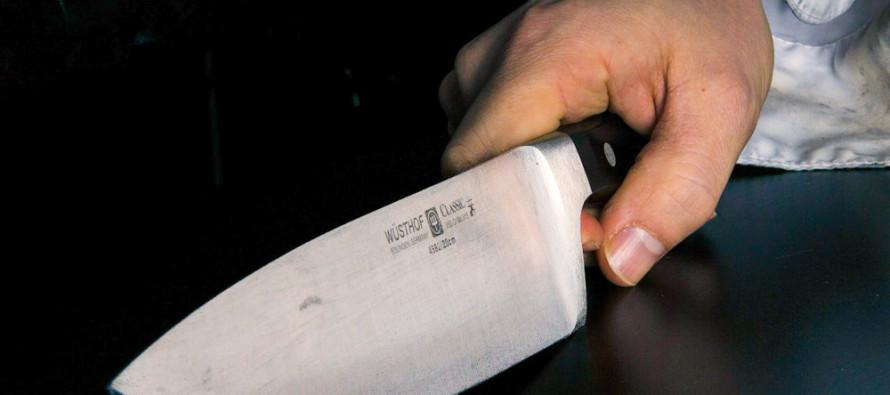 Жуткое убийство в Днепре: Женщину зарезали на поминках мужа