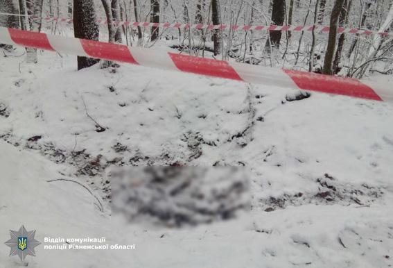 Жуткая находка на Львовщине: под снегом внезапно нашли тело пропавшего месяц назад участника АТО