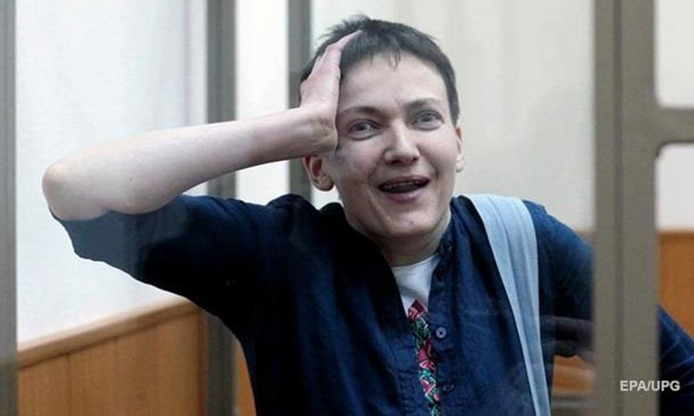 И как ей такое в голову приходит? Надежда Савченко своим новым заявлением шокировала всю страну