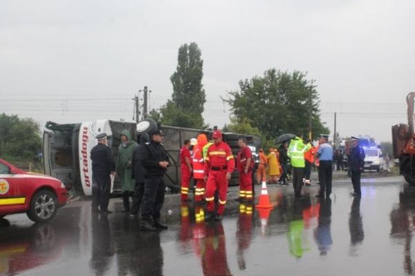 Жуткое горе: автобус с детьми сорвался с горной дороги. Погибших десятки