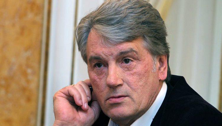 Это надо видеть: как экс-президент Ющенко отгулял свой день рождения с Ляшко, Мосийчуком и Поплавским (ФОТО)